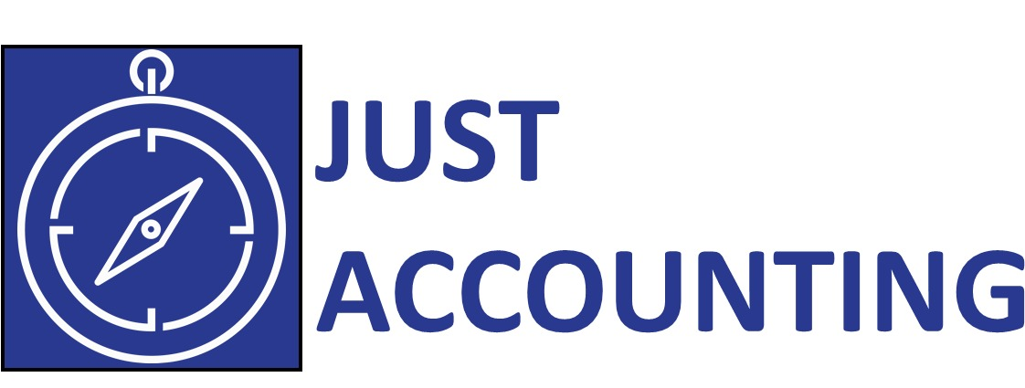Just Accounting | Your Personal Business Advisor Logo